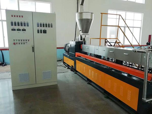 国丰橡塑生产双螺杆挤出机