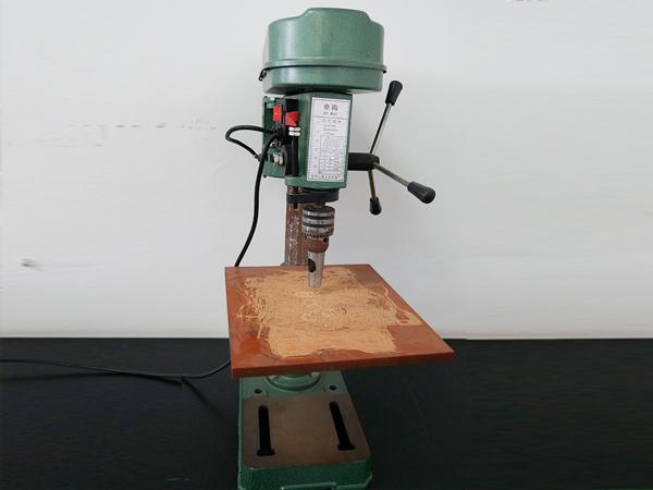 国丰橡塑实验裁片机